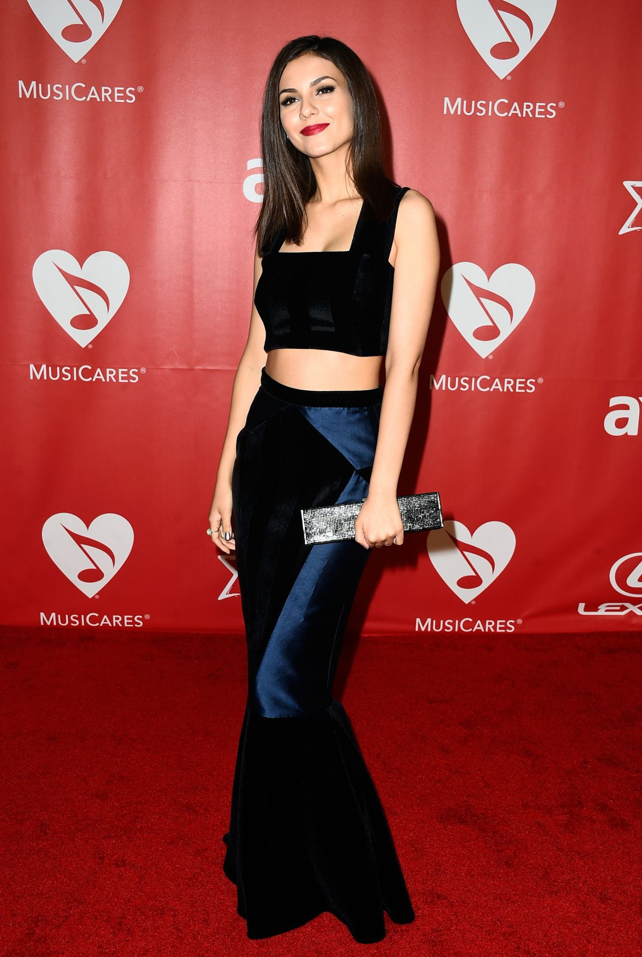 Victoria Justice  The 2015 MusiCares Person Of The Year Gala Honoring Bob Dylan in Los Angeles