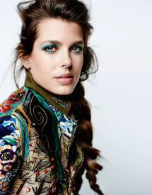Charlotte Casiraghi Vogue Paris