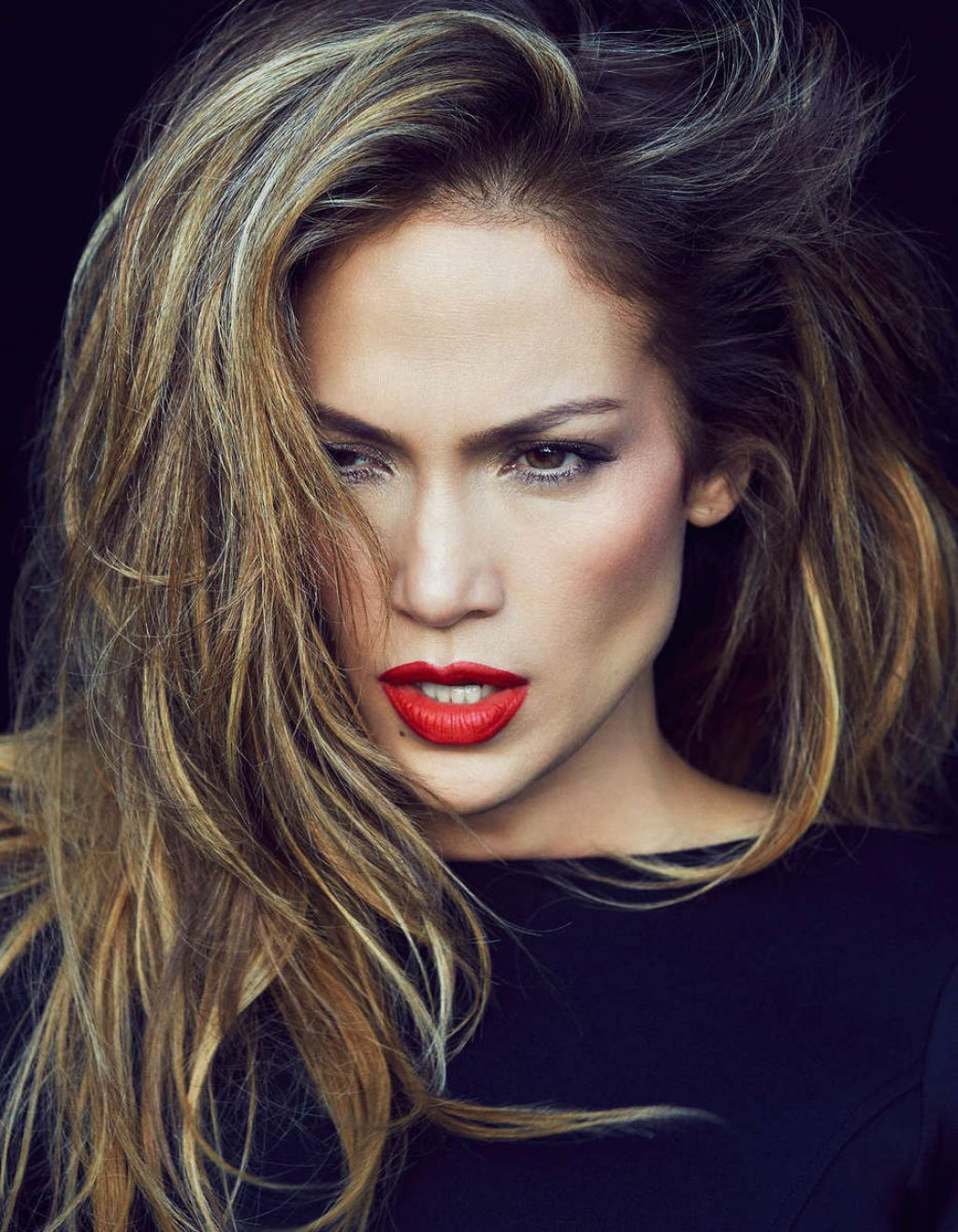 Jennifer Lopez GQ Magazine Germany April 2015 Issue