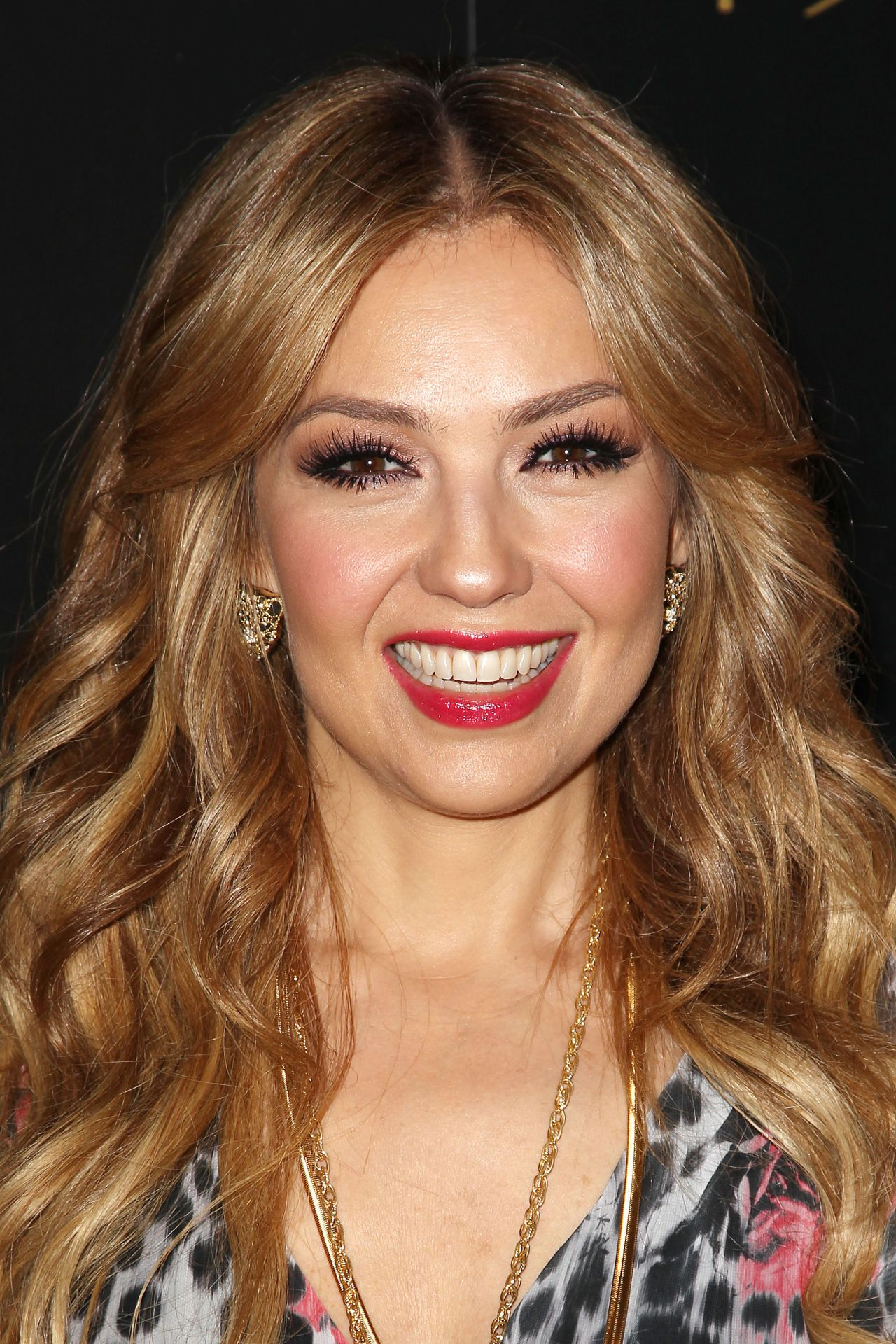 Thalia Style  Launch of Her Sodi Collection at Macys
