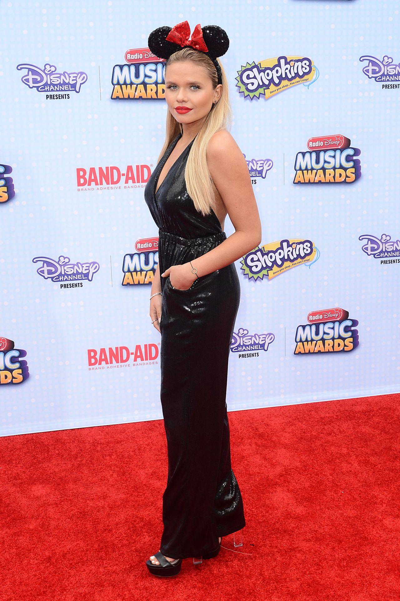 Alli Simpson  2015 Radio Disney Music Awards in Los Angeles
