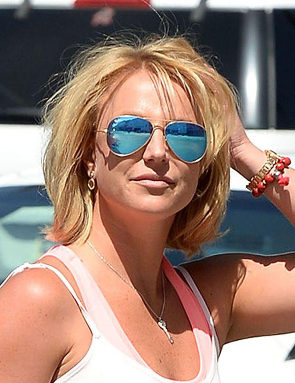 2015 Short Britney Spears