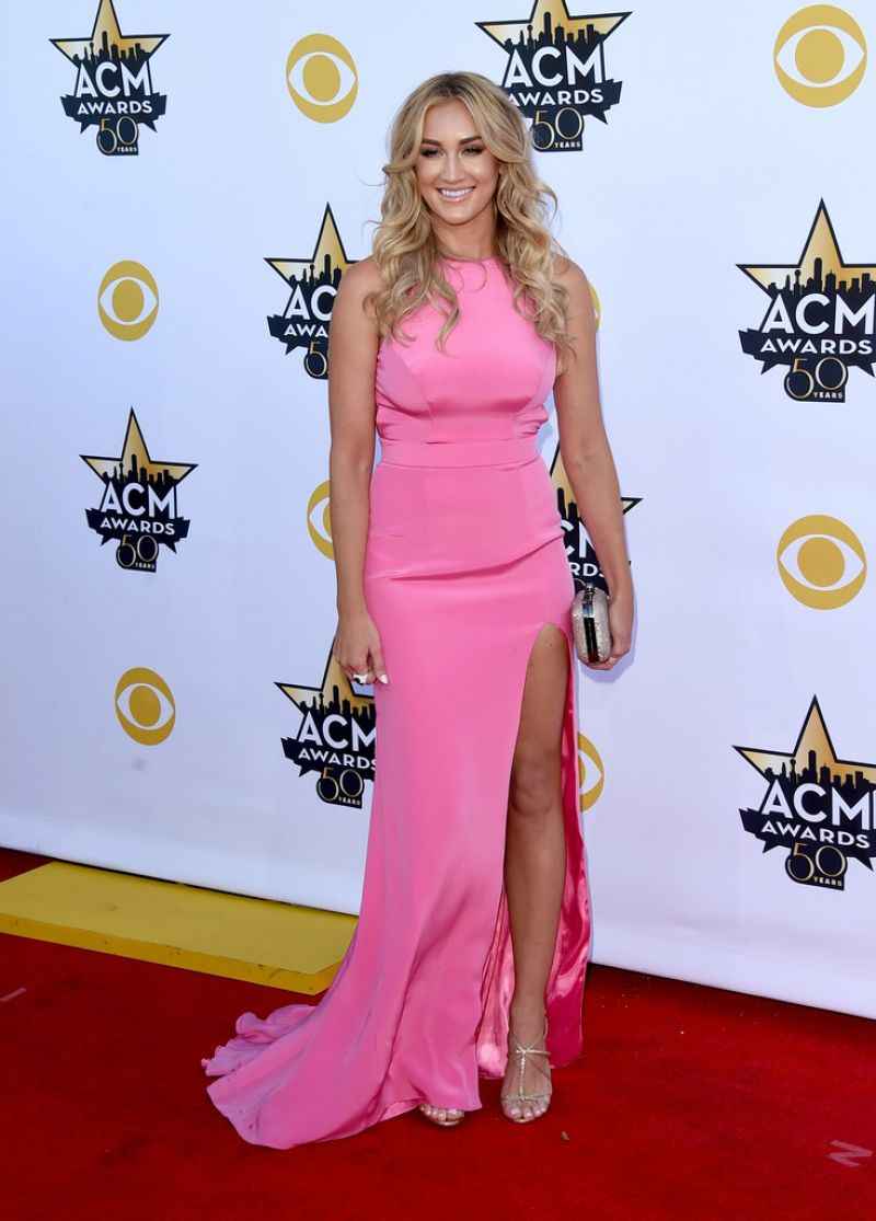 Brittany Kerr  2015 Academy Of Country Music Awards in