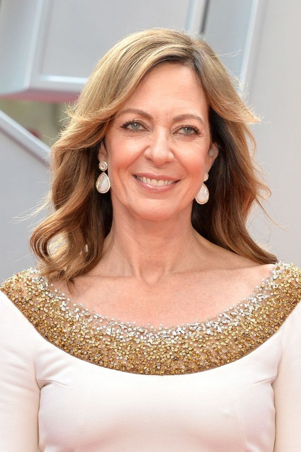 Allison Janney - Spy Premiere Odeon Leicester Square In