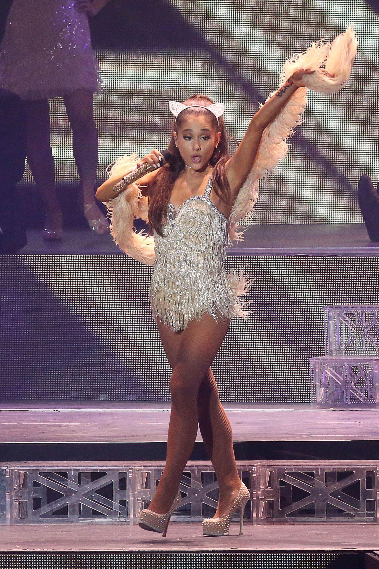 Ariana Grande The Honeymoon Tour In Milan May 2015