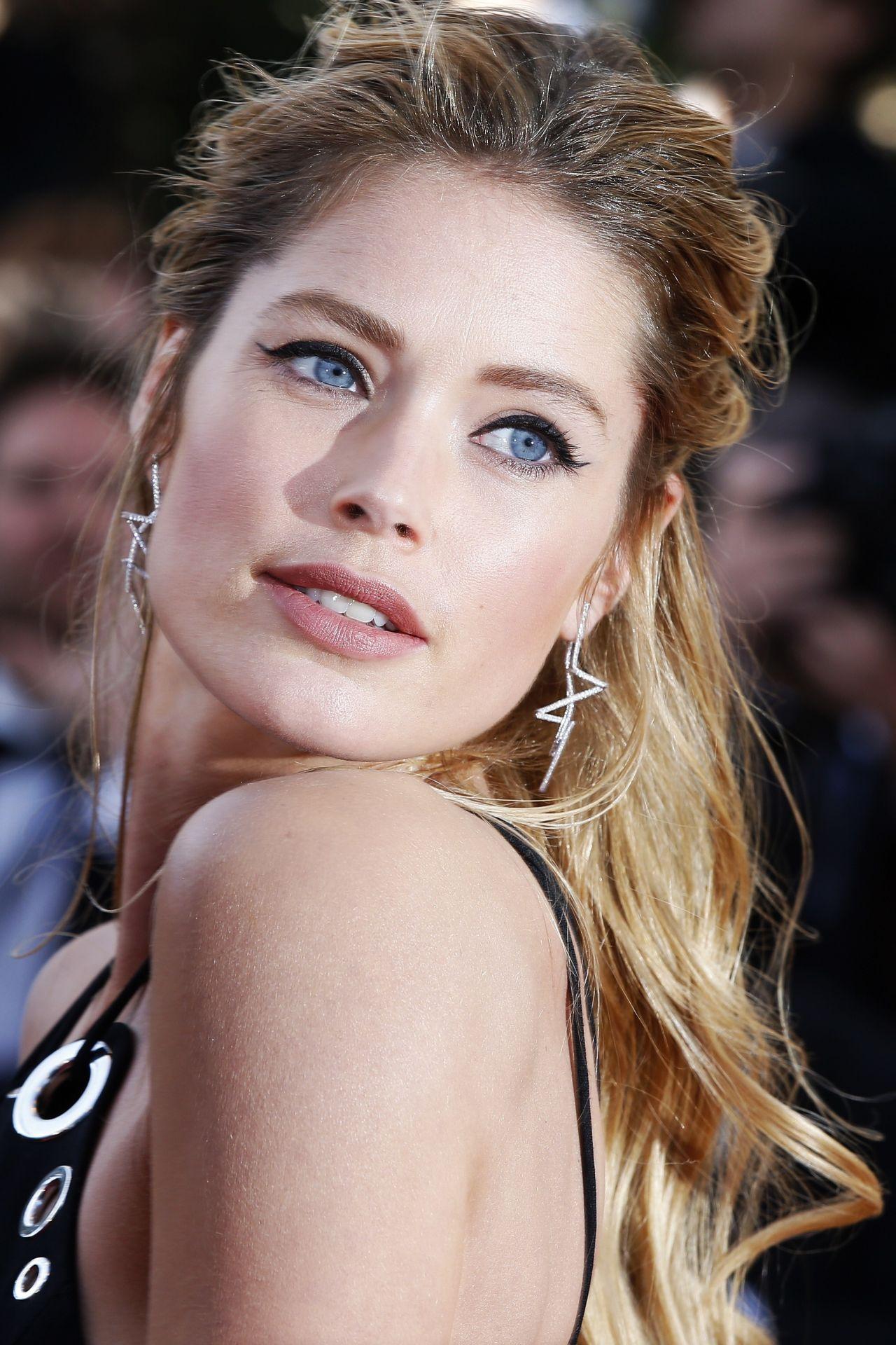 Doutzen Kroes Youth Premiere At 2015 Cannes Film Festival