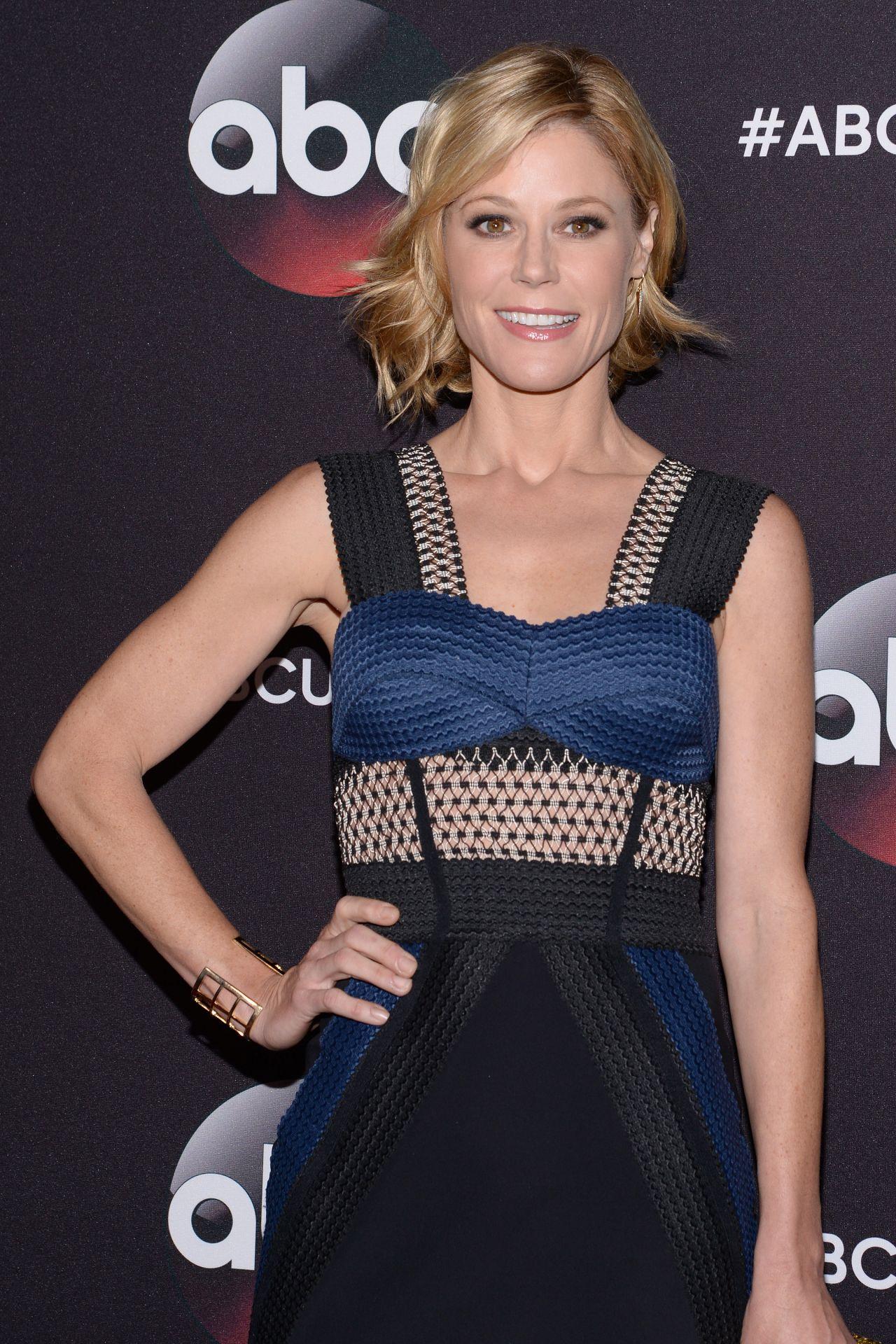 Julie Bowen  2015 ABC Upfront in New York City
