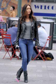 Megan Fox - Teenage Mutant Ninja Turtles 2 Set
