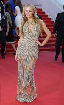 2015 Paris Hilton Cannes