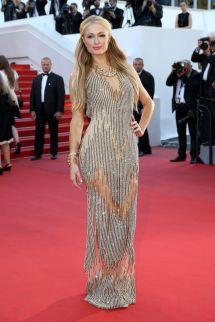 Paris Hilton - Premiere 2015 Cannes Film