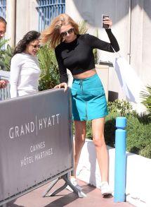 Toni Mini Skirt