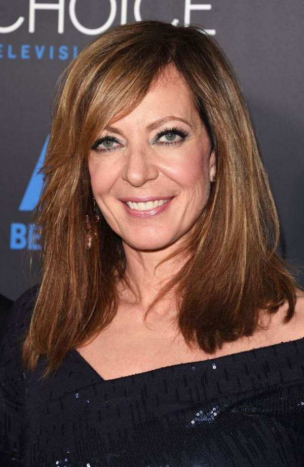 Allison Janney 2015 Critics Choice Television Awards In