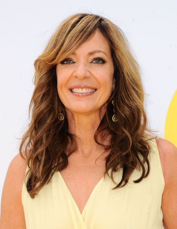 Allison Janney - 'minions' Premiere In Los Angeles