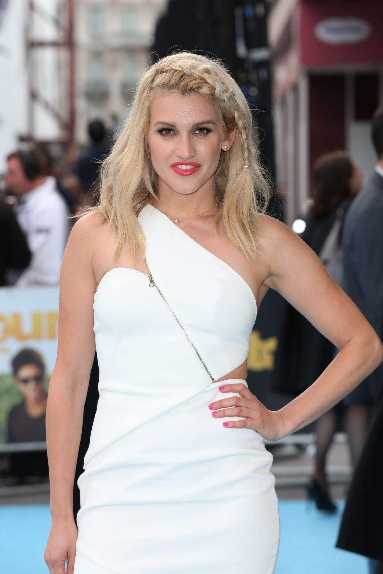 Ashley Roberts  Entourage Premiere in London