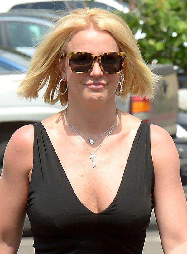 Britney Spears Thousand Oaks 2015