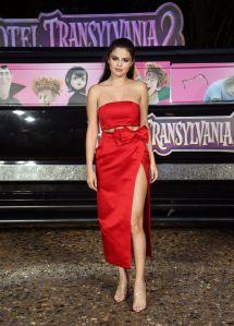 Selena Gomez - 'hotel Transylvania 2' In Cancun