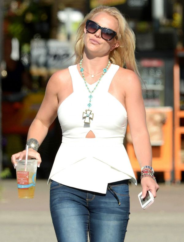 Britney Spears Home Depot