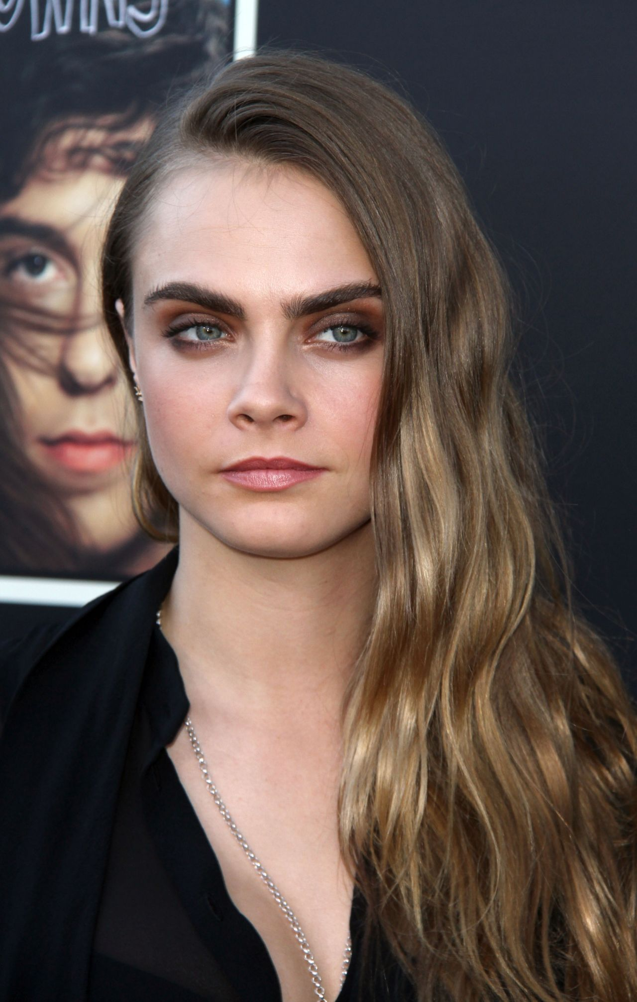 Cara Delevingne  Paper Towns QA and Concert in Los Angeles