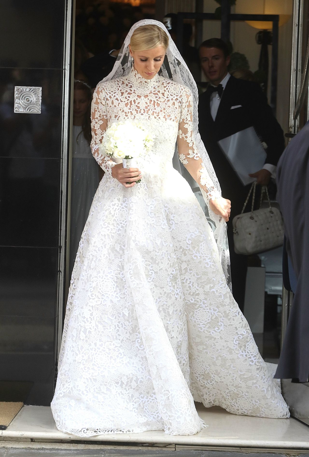 Nicky Hilton and James Rothschilds Wedding Day in London