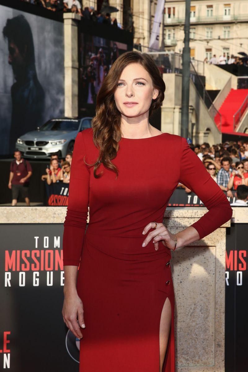 Rebecca Ferguson  Mission Impossible  Rogue Nation