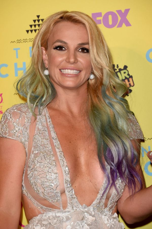 Britney Spears - 2015 Teen Choice Awards In Los Angeles