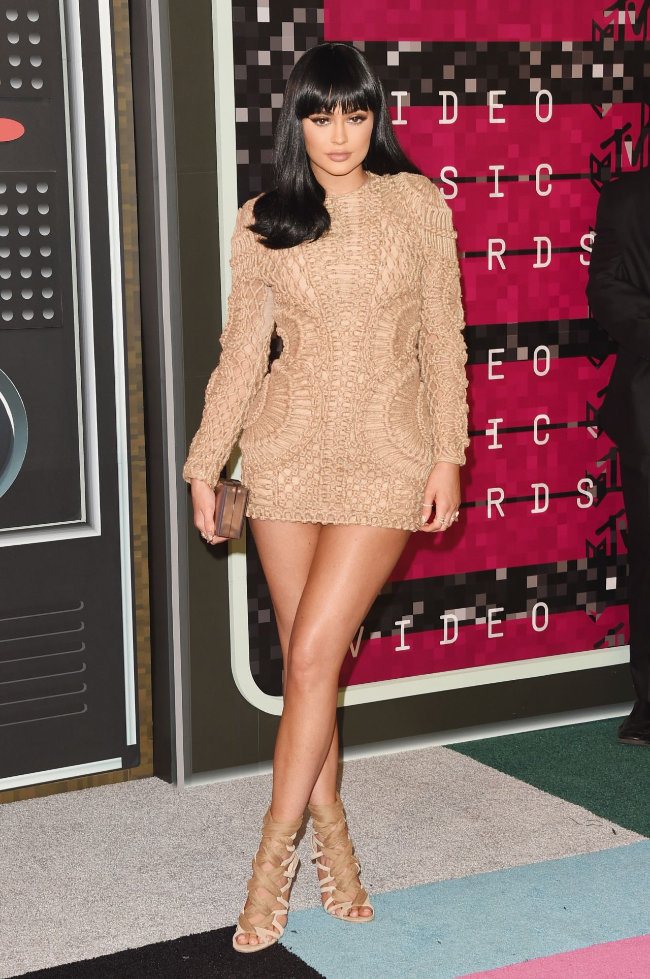 Kylie Jenner  2015 MTV Video Music Awards at Microsoft Theater in Los Angeles