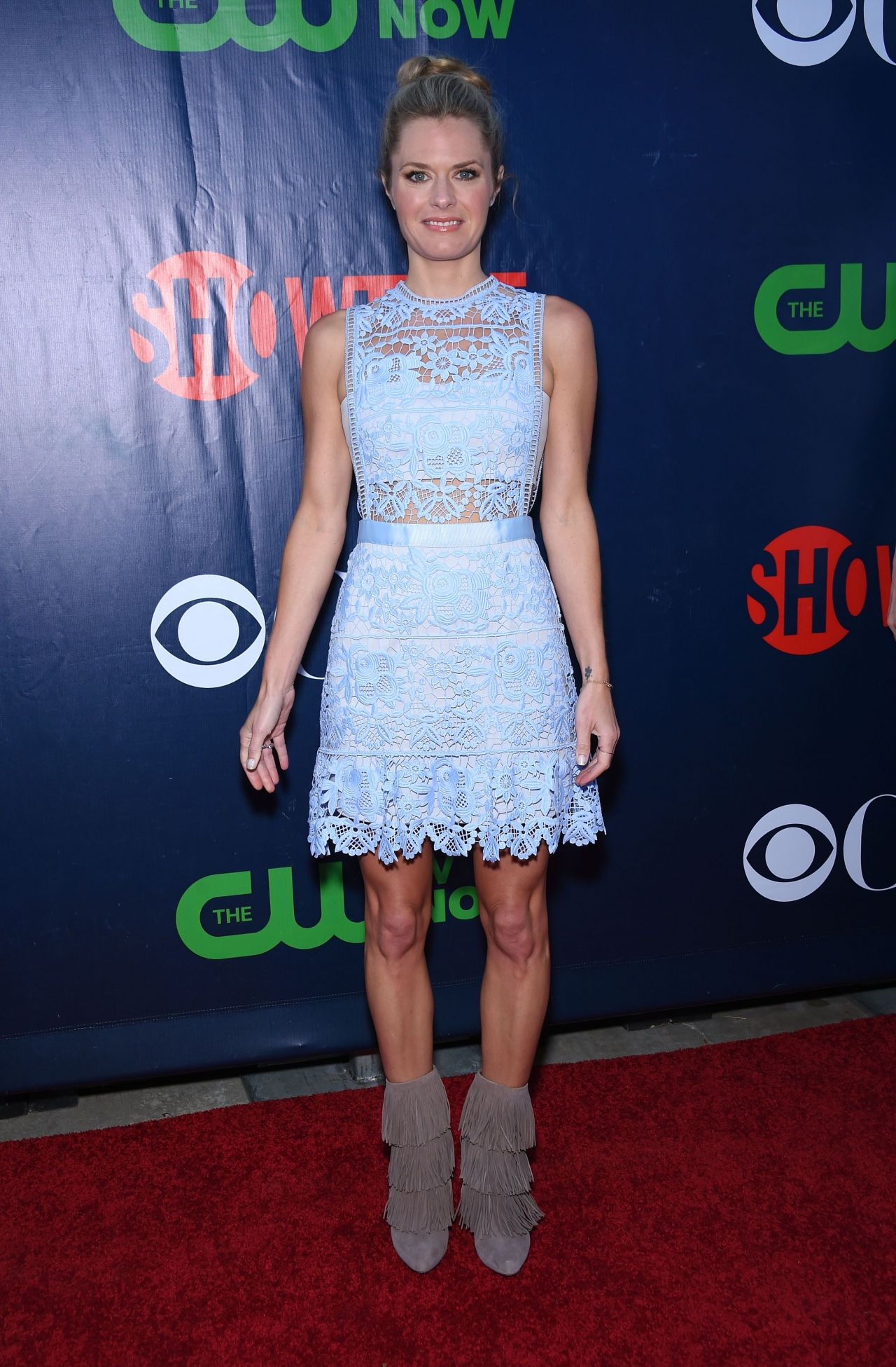 Maggie Lawson 2015 Showtime CBS Amp The CWs TCA Summer
