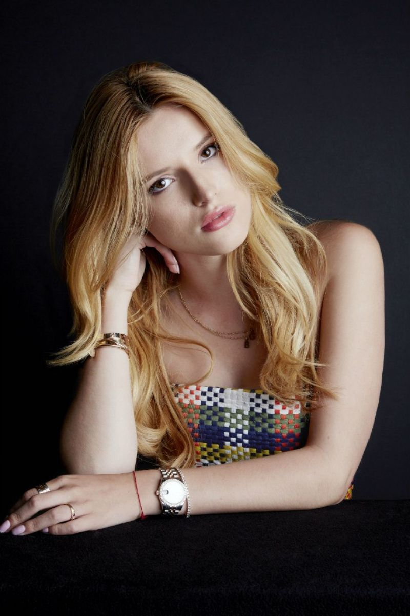 Bella Thorne  The Wrap Portraits August 2015