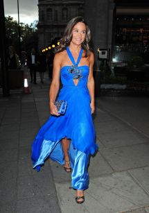 Pippa Middleton - Boodles Boxing Ball In London September