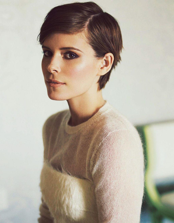 Kate Mara Grazia Magazine Photos October 2015