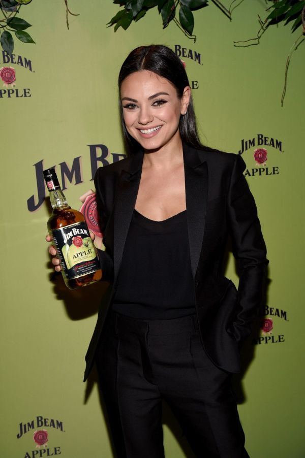 Mila Kunis - Jim Beam Apple Launch Event In York City