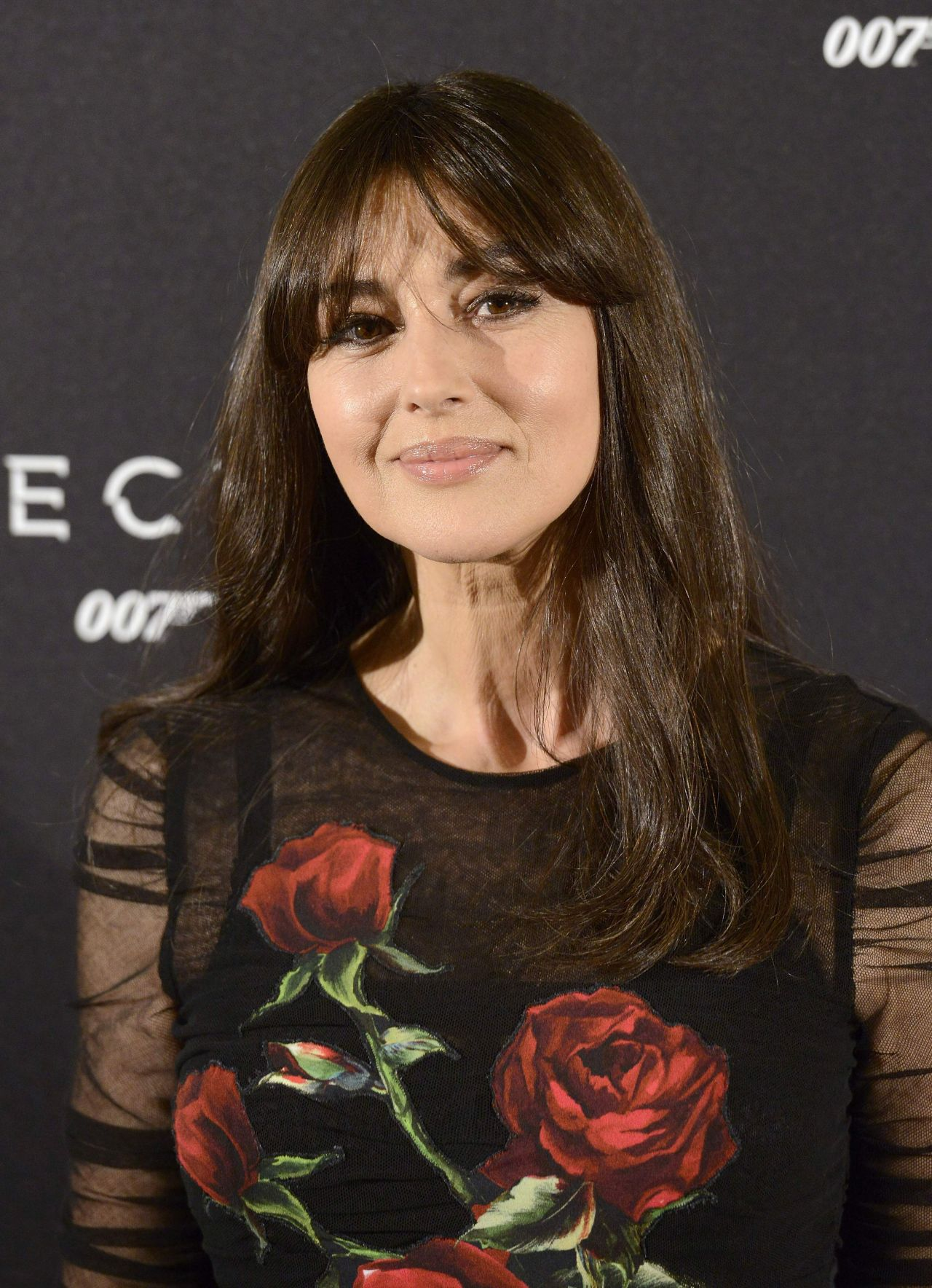 Monica Bellucci Spectre Photocall In Madrid Spain