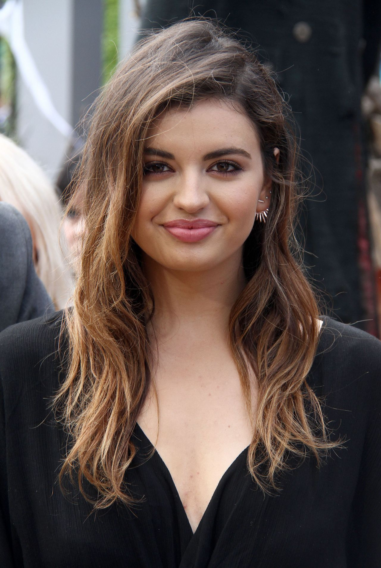 Rebecca Black  Goosebumps Premiere in Westwood