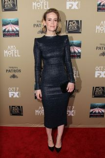 Sarah Paulson American Horror Story Hotel