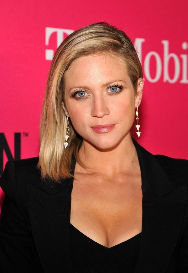 Brittany Snow T-mobile -carrier X November 2015
