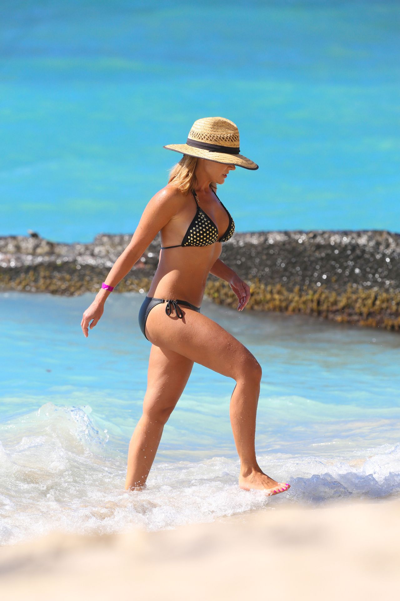 Julie Benz Bikini Pictures  Hawaii November 2015