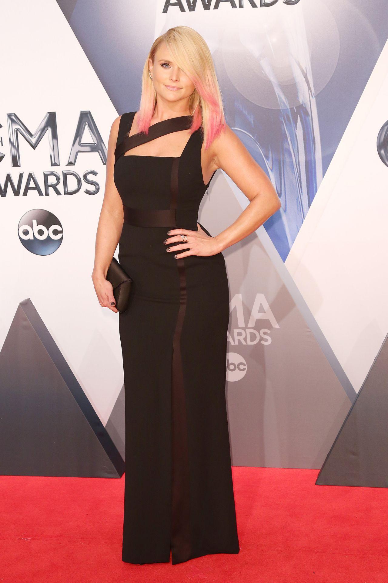 Miranda Lambert  2015 CMA Awards in Nashville