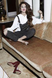 Selena Gomez - Magazine November 2015