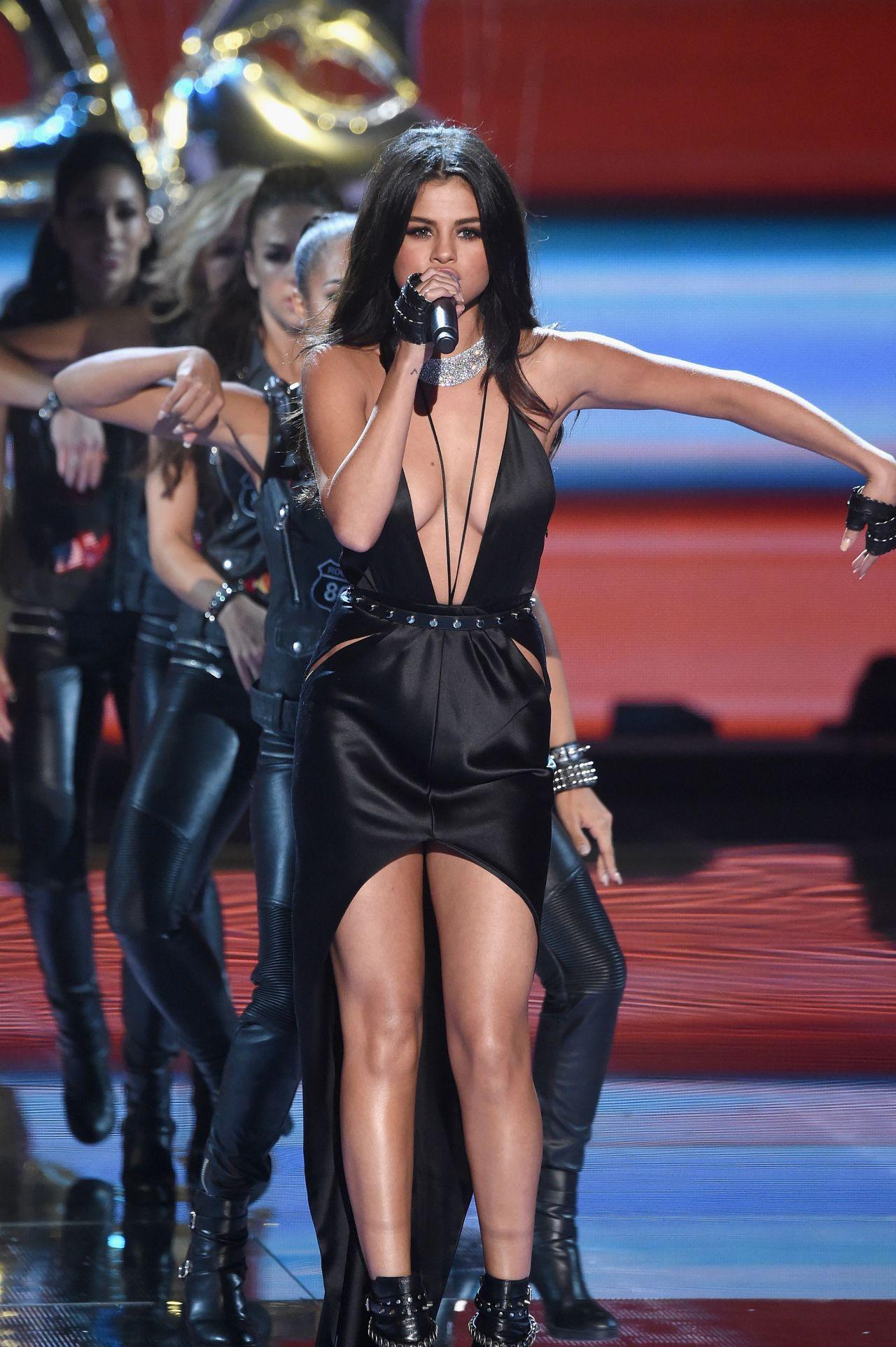 Selena Gomez  Performs at Victorias Secret Fashion Show