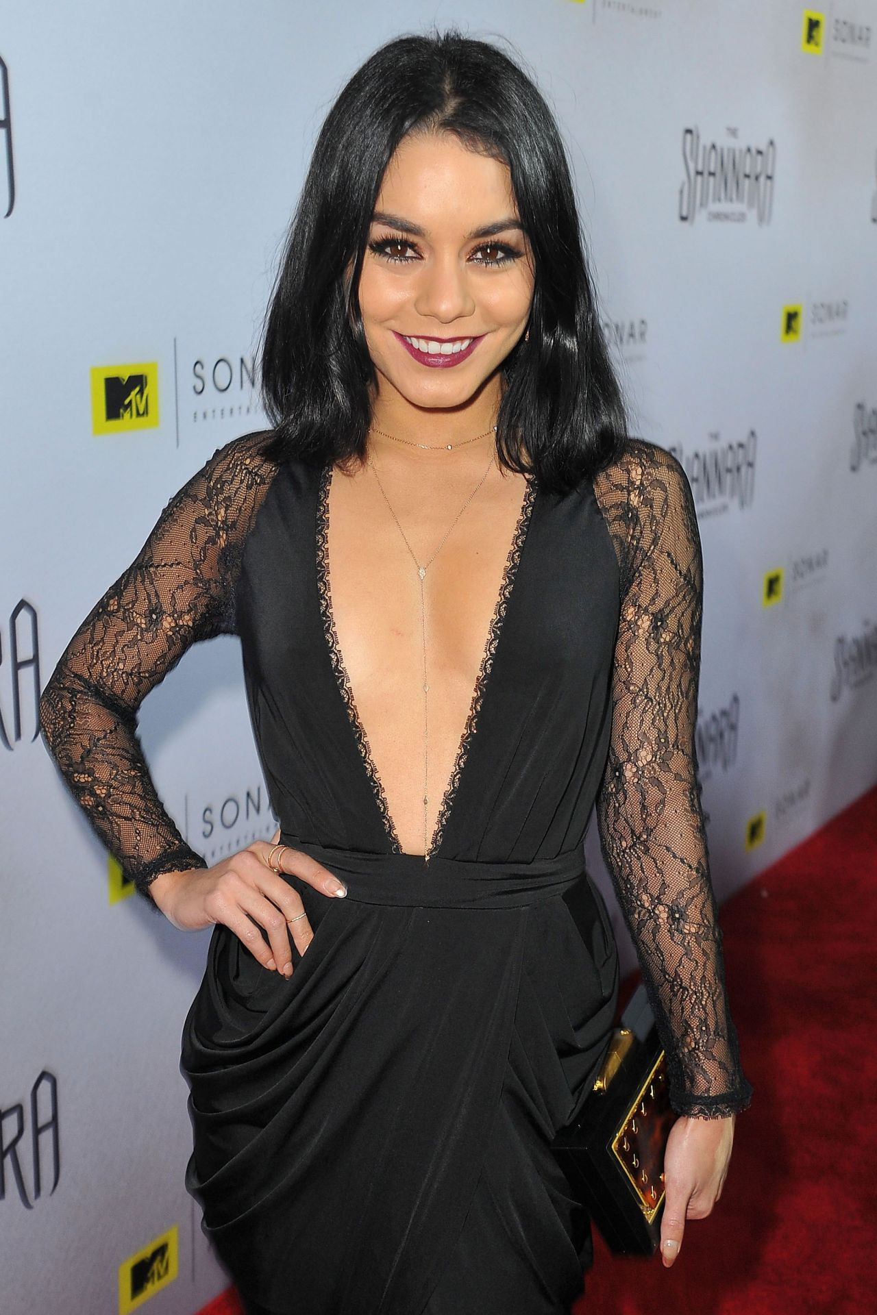 Vanessa Hudgens  The Shannara Chronicles Premiere Party in Los Angeles