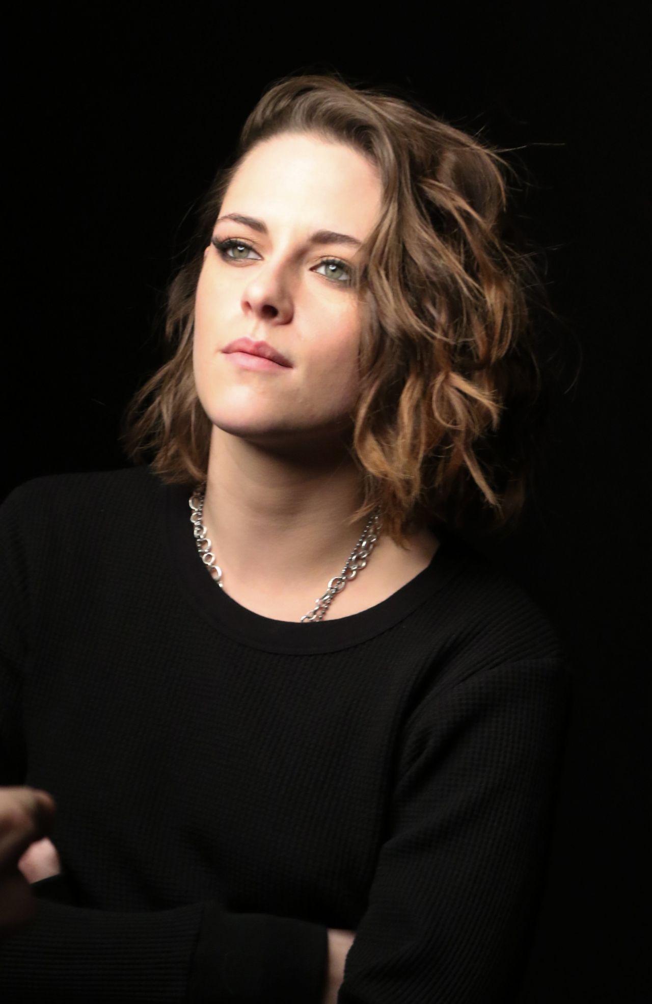 Kristen Stewart The Hollywood Reporter Sundance 2016