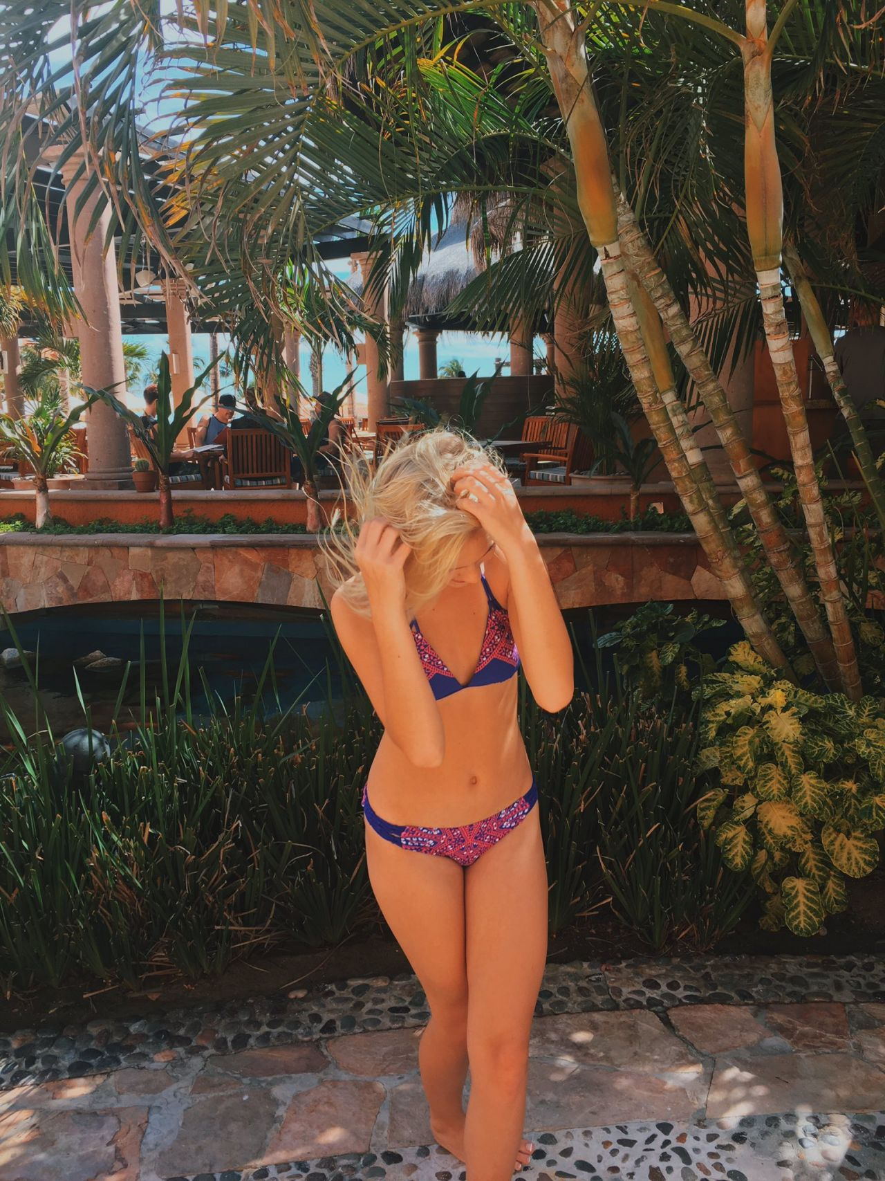 Jordyn Jones Bikini Photos Cabo San Lucas February 2016