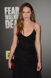 Alycia Debnam-carey - 'fear Walking Dead' Season 2