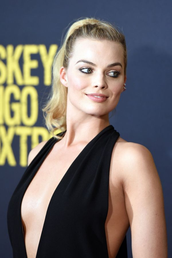 Margot Robbie - 'whiskey Tango Foxtrot' Premiere In York City Ny