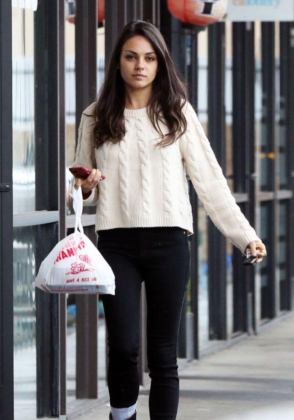 Mila Kunis Los Angeles 2016