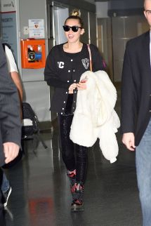 Miley Cyrus Airport