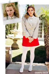Ariel Winter - Dressed as Hollywood Mean Girls For Cosmopolitan, April 2016