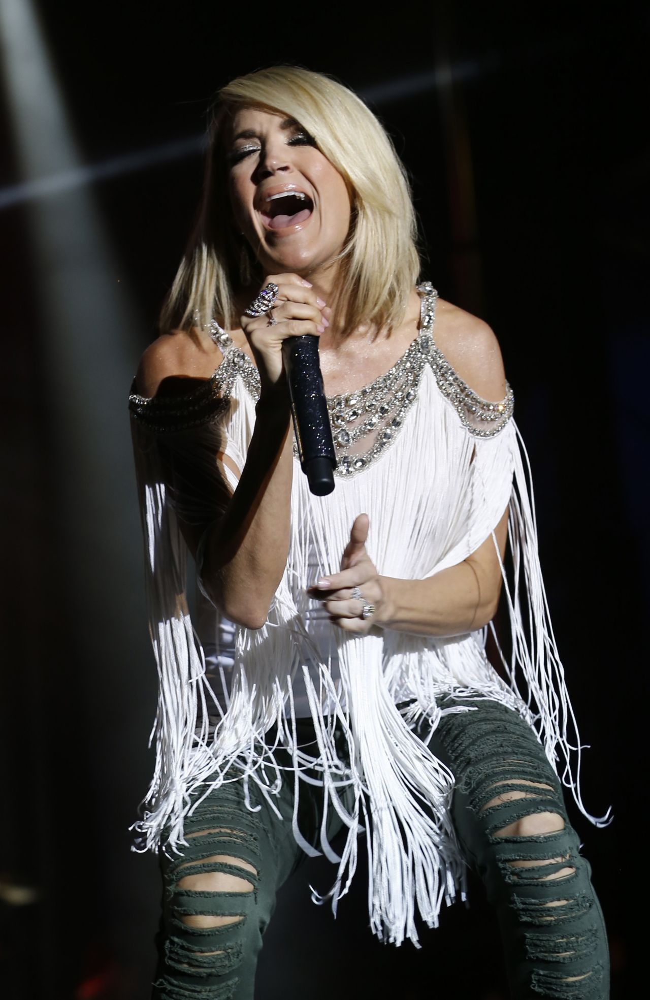 Carrie Underwood  2016 ACM Party For A Cause Festival in Las Vegas