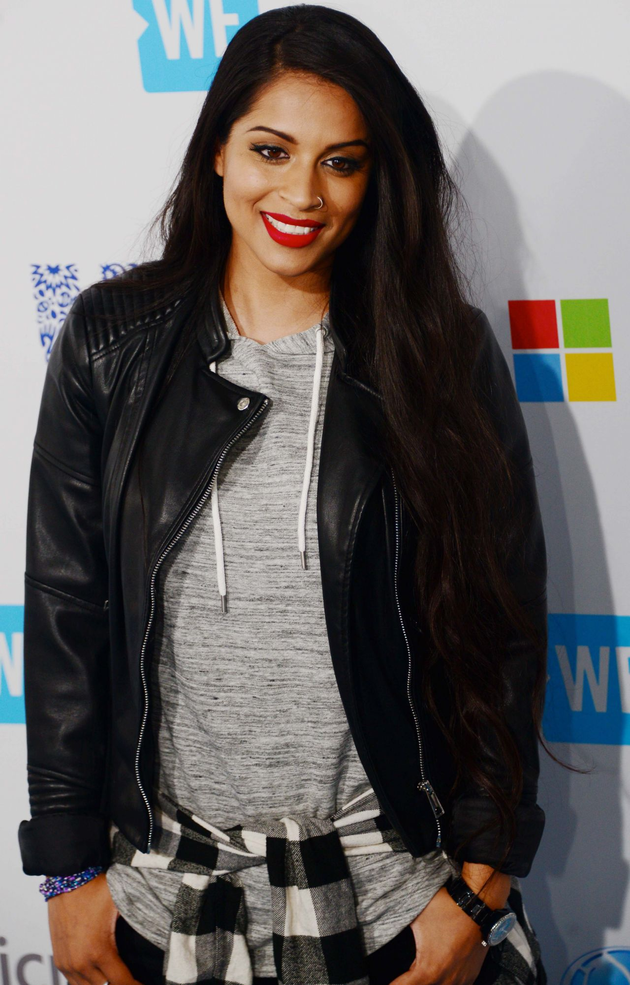 Lilly Singh WE Day California 2016 In Inglewood CA