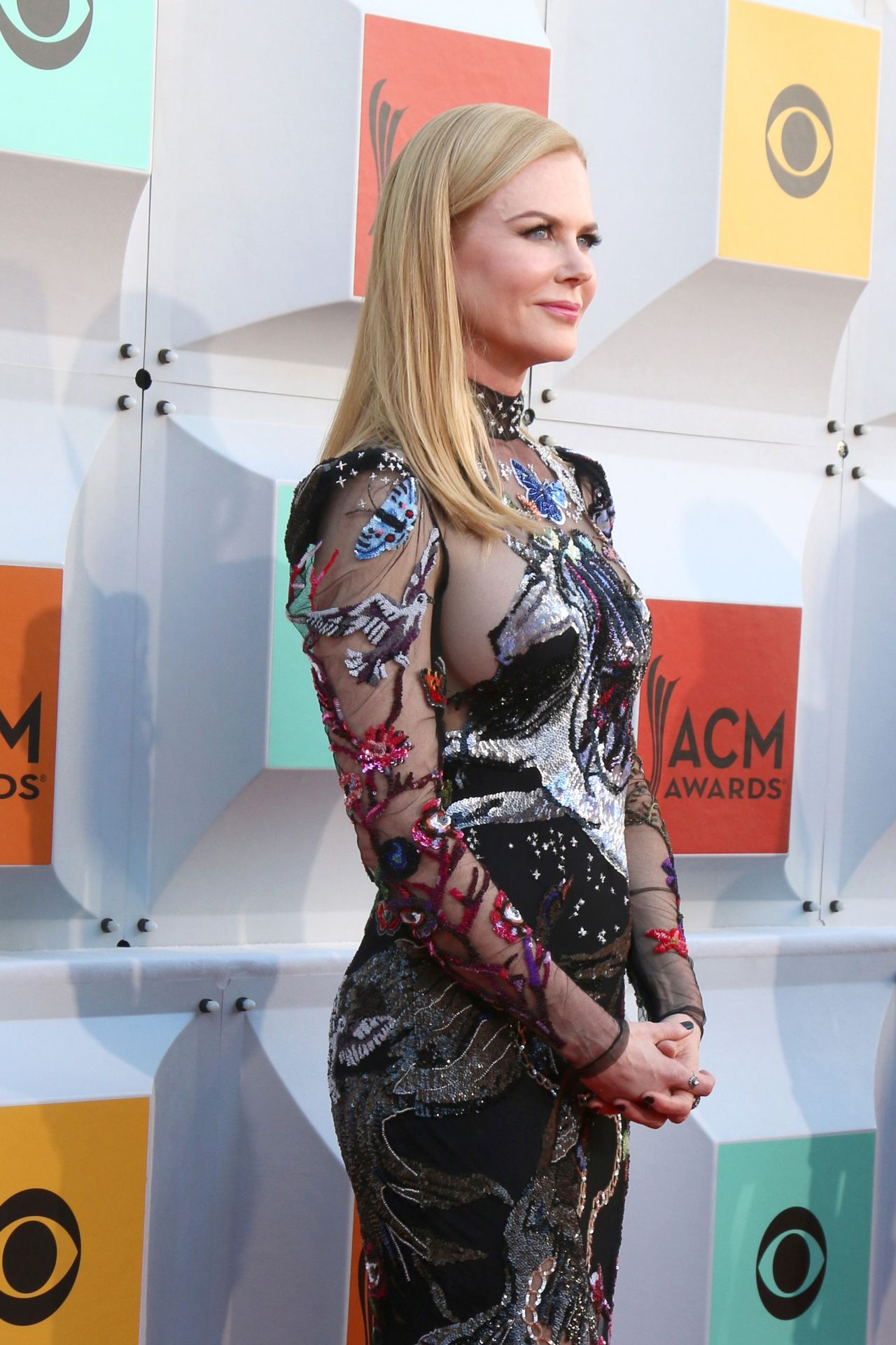 Nicole Kidman  Academy of Country Music Awards 2016 in Las Vegas